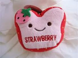 strawberrytoast