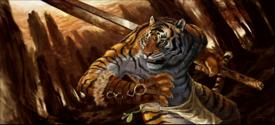 tigersword