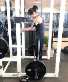 Girls - How heavy do you go for squats? — MyFitnessPal com