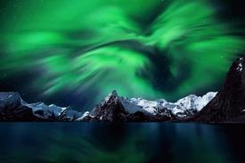 emeraldlightningsky