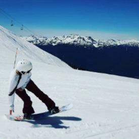 snowboardandasuitcase