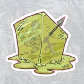 gelatinouscube